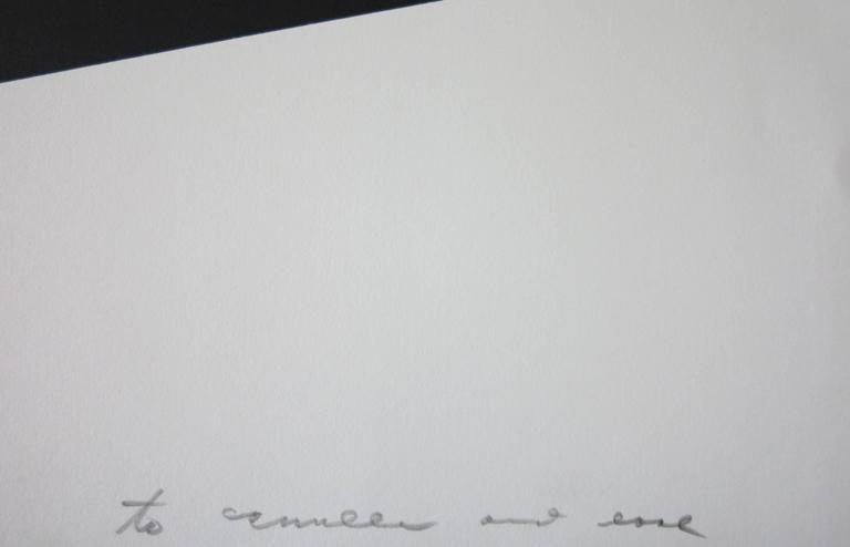 Studio 54 Drink Invitation (Pop Art litho Earl McGrath provenance) 4