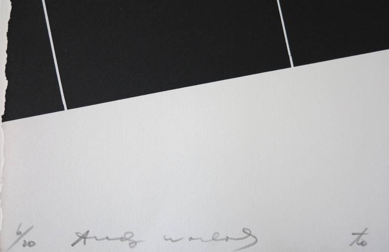 Studio 54 Drink Invitation (Pop Art litho Earl McGrath provenance) 3