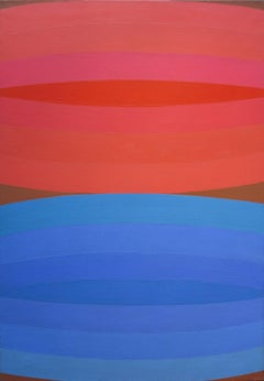 Red Above Blue, 1966
