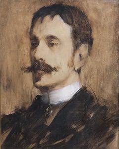 Male Portrait (William Rapp)