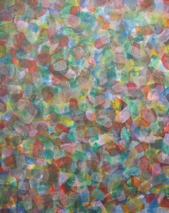It's Time You Knew (Abstract Expressionist painting)