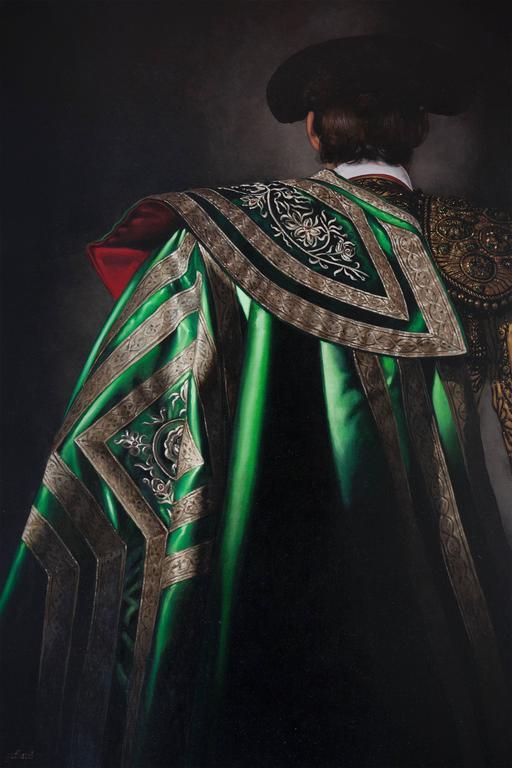 El Capote Verde Bandera