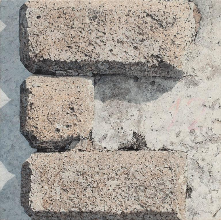 Corner Stone at Chora Castle