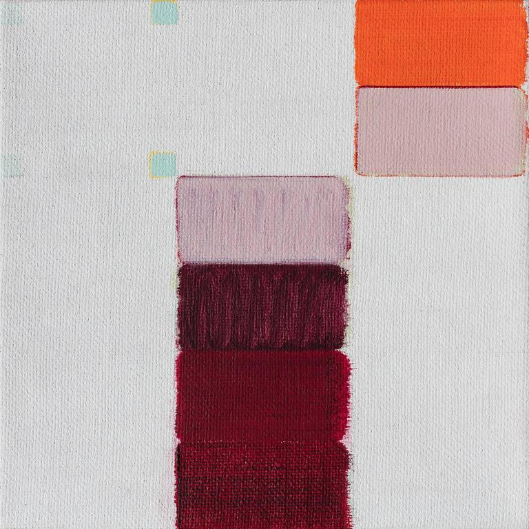 Roberto Caracciolo Abstract Painting - Untitled (1)