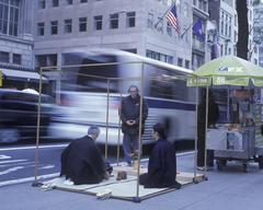 T013, Rockefeller Center, New York, USA, 2001