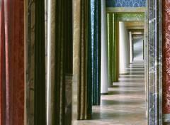 Enfilade #2, Salles du XVII, AIle du Nord, Versailles