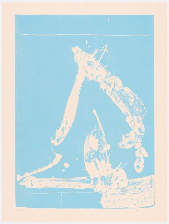 Robert Motherwell - 9:Untitled  1