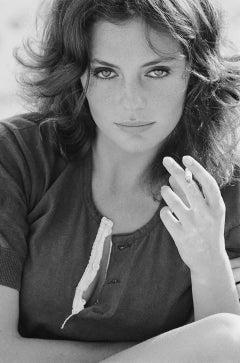 Jacqueline Bisset Cigarette Stare