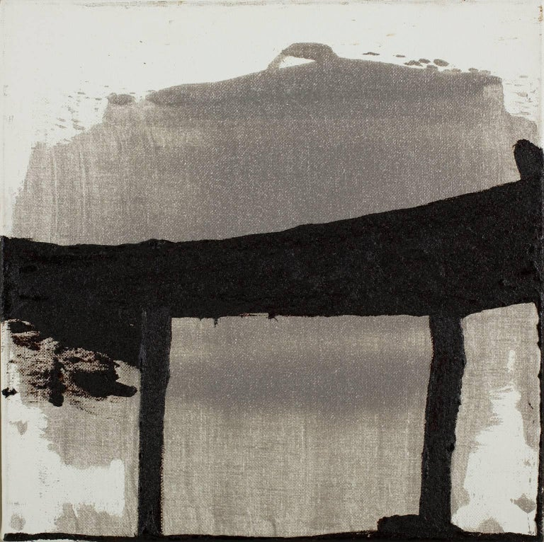 Rick Lewis Abstract Painting - D020012014