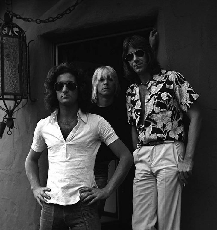 Danny Sugarman, Iggy Pop, & Ray Manzarek
