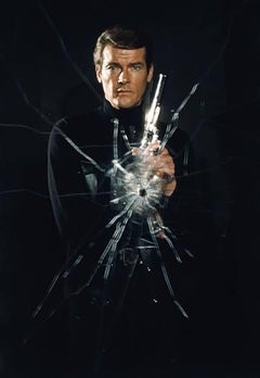 Roger Moore Bullet Hole