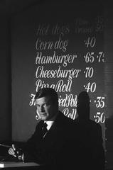 Roger Moore Menu