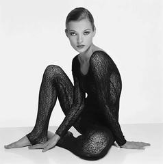 Kate Moss body stocking, circa 1993.