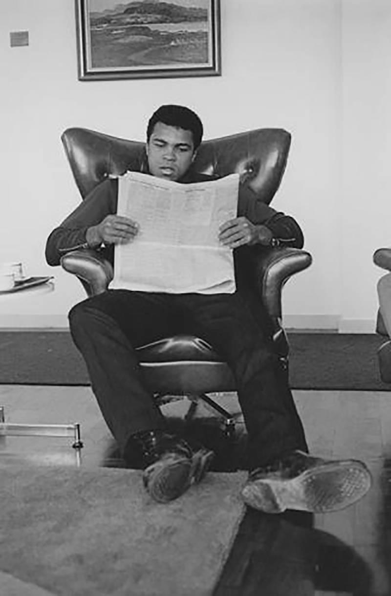 Muhammad ali research paper