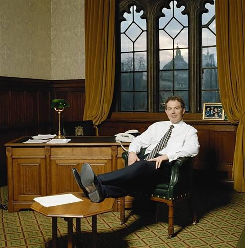terry o 39 neill tony blair office chair for sale at 1stdibs