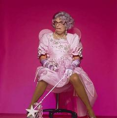 Barry Humphries as Dame Edna Pink On Pink