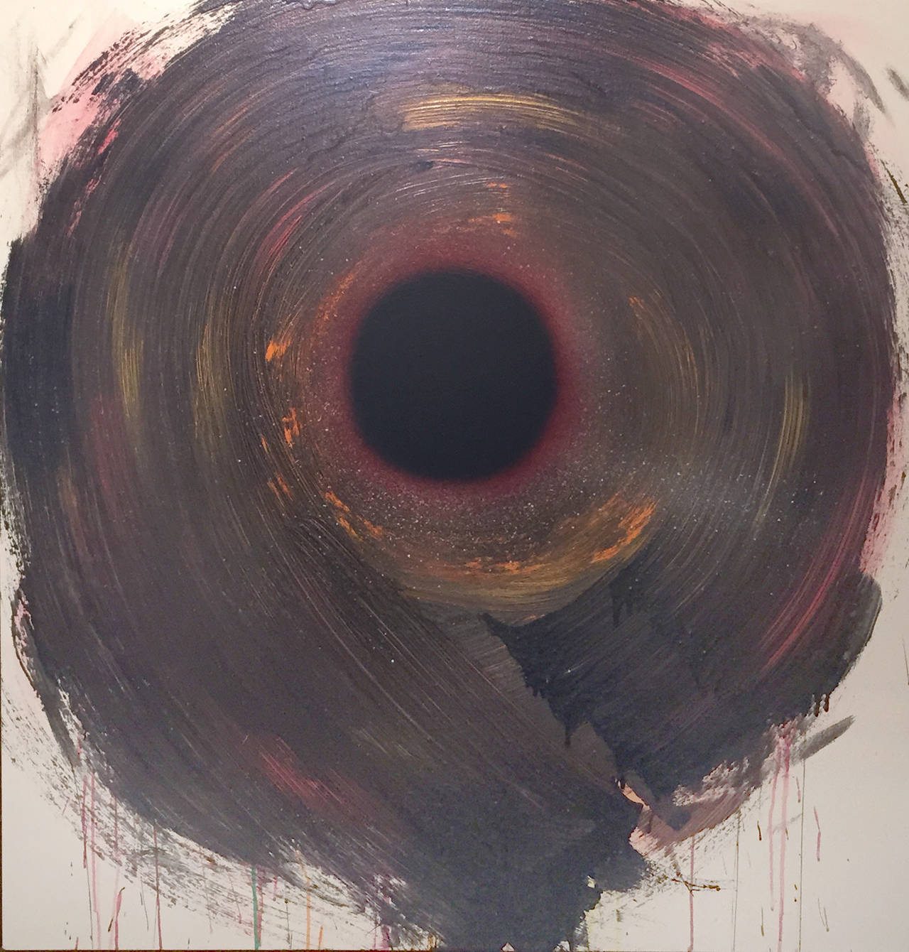 Dan christensen untitled 297m5 painting at 1stdibs for Hendrickson s fine jewelry