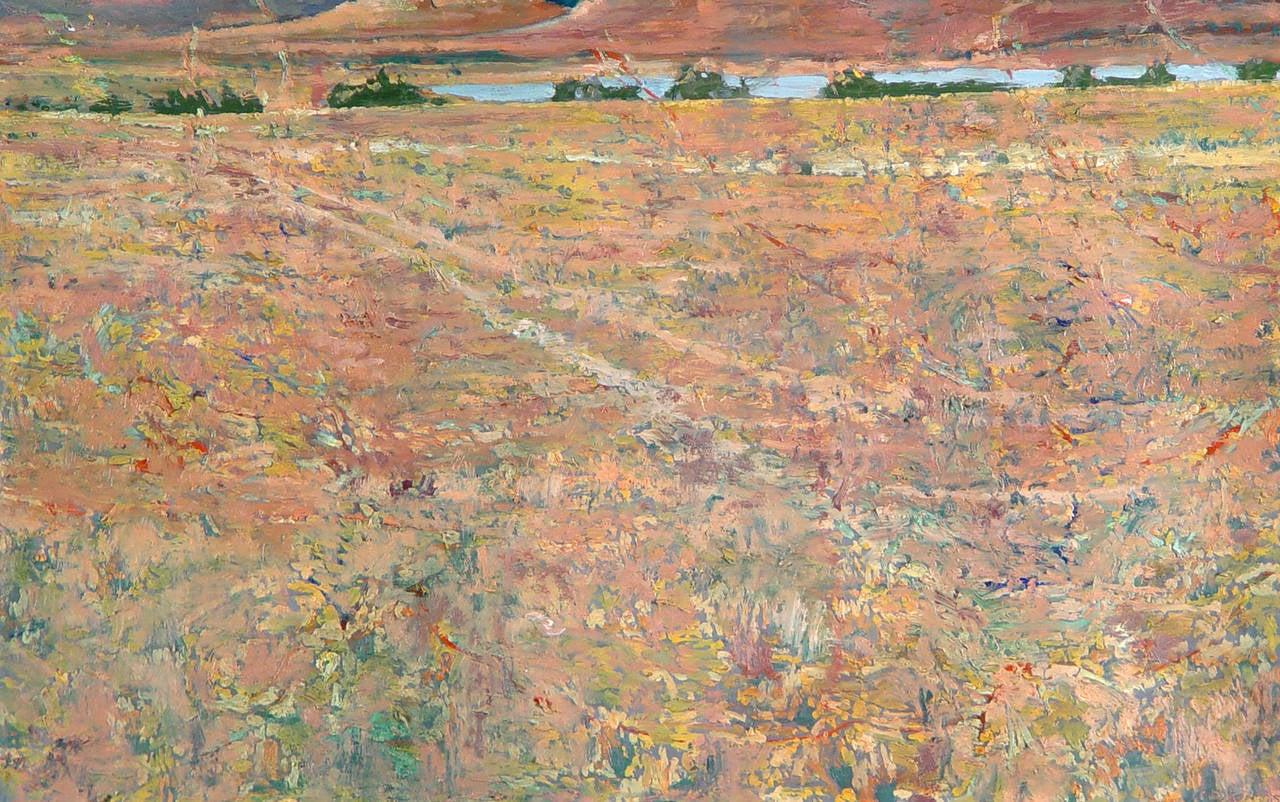 Reflected Simultaneous Coalescence, High Desert