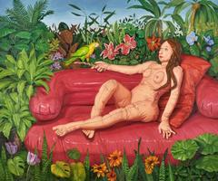 Dream II (after Henri Rousseau)