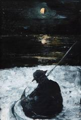 Fishing Under the Moon