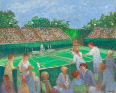 Tennis Match