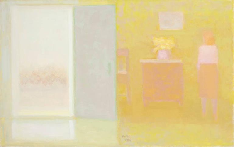 open door painting. John Hartell. Open Door Open Door Painting H
