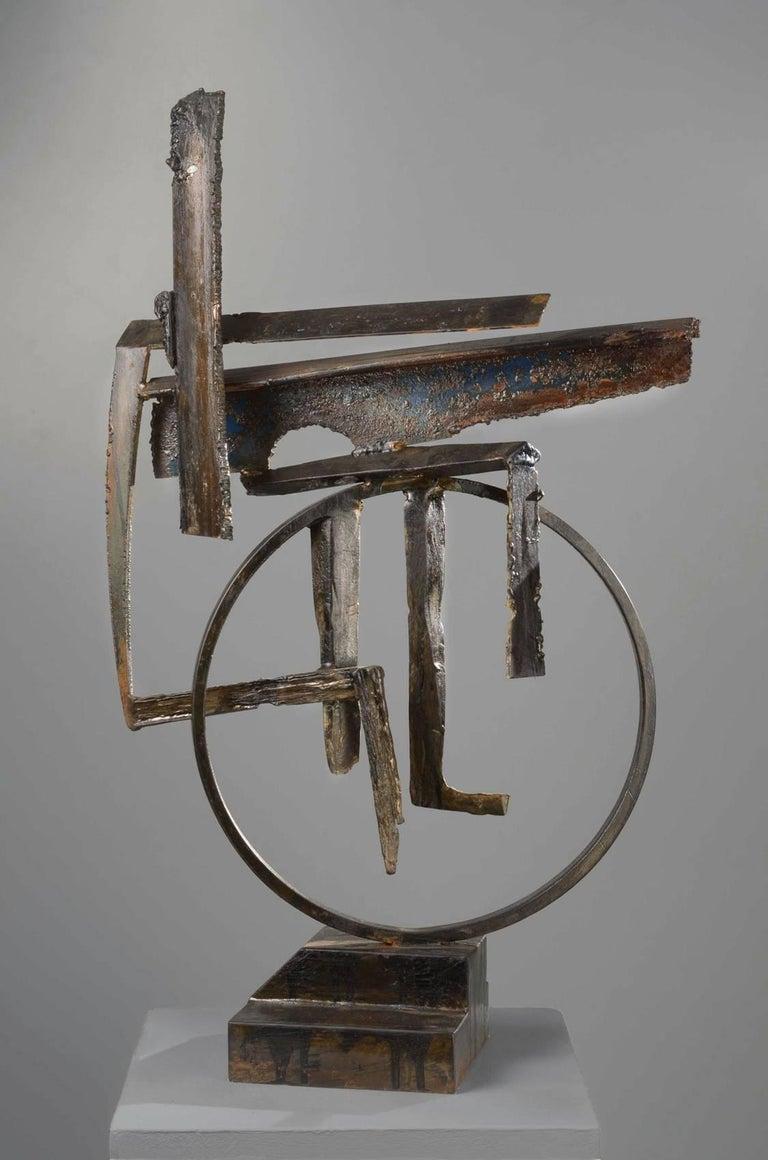 Desertica 6 - Sculpture by Alex Corno