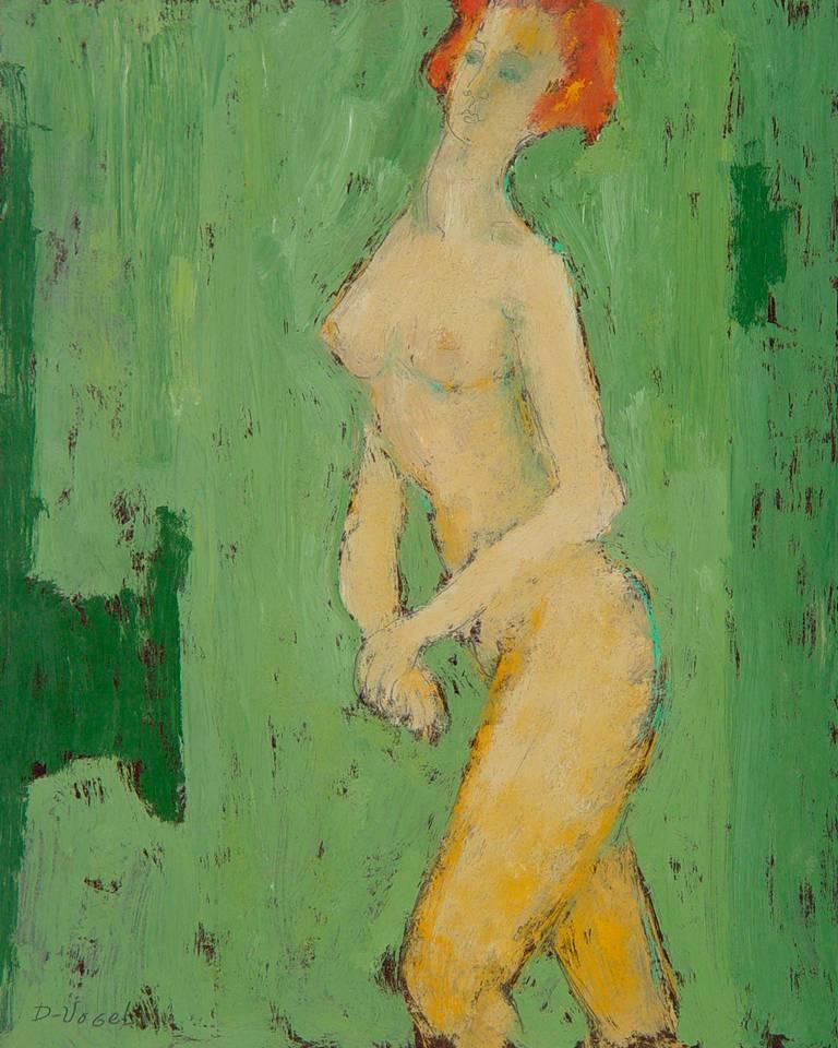 Walking Nude