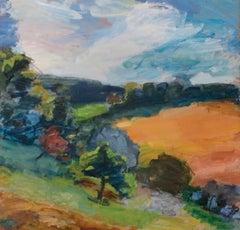 Hills Above Bragoux
