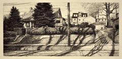 Houses, Morgan Beach