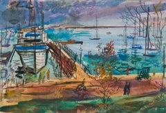 Untitled (Columbia Dock)