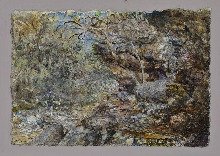 Sycamore Creek - Contemporary Art by John Cobb