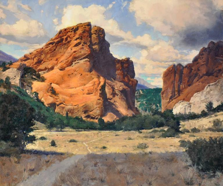 Into the Garden of the Gods