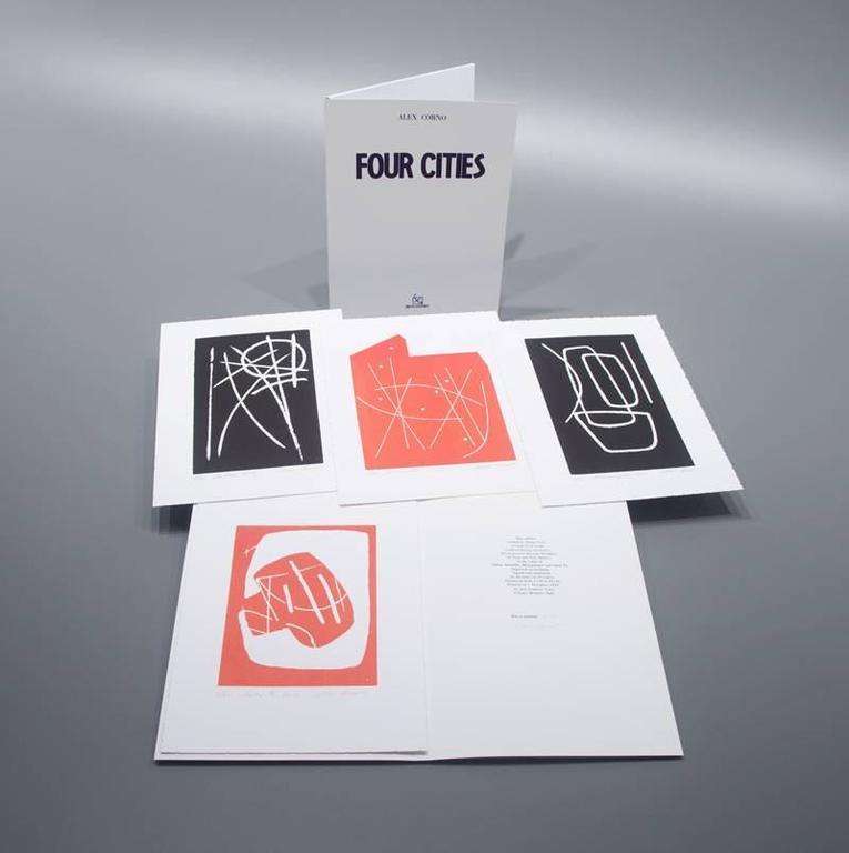 Four Cities - Print by Alex Corno