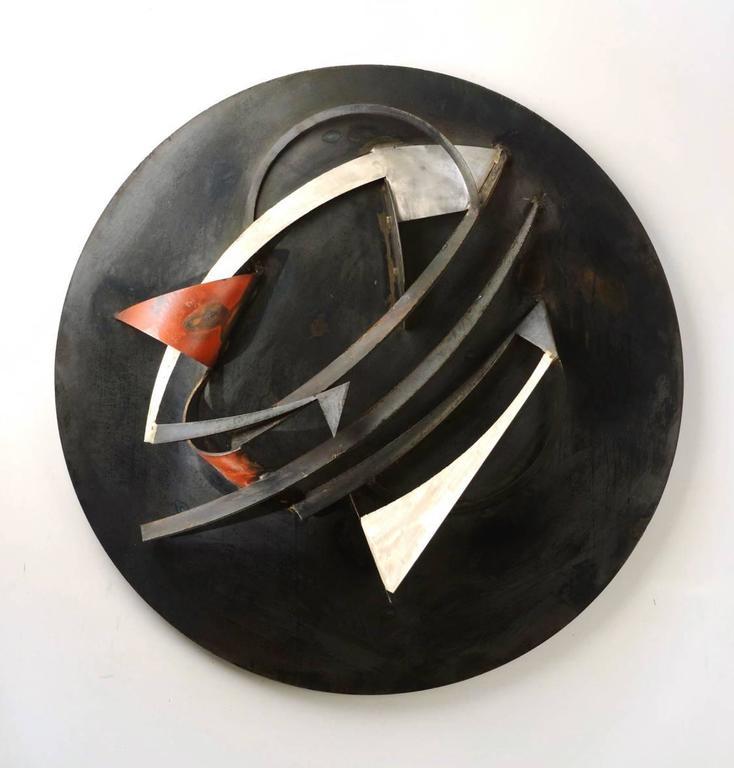 Alex Corno Abstract Sculpture - Planet X