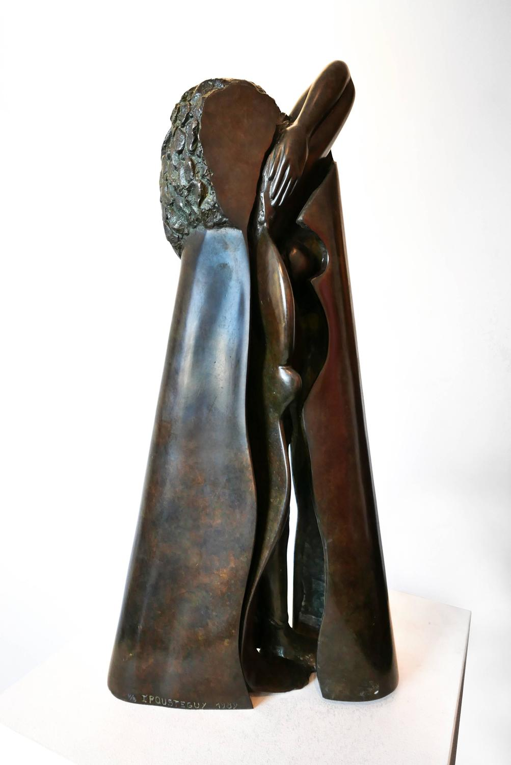 Jean robert ipousteguy ipouste guy jeune fille for Original sculptures for sale