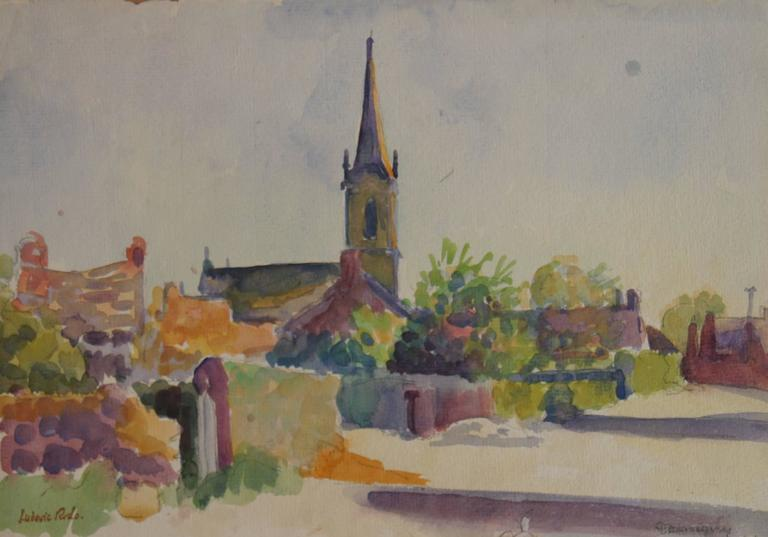 L'Eglise à Daurigny