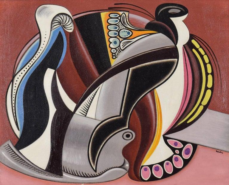 Auguste Herbin - Composition 1