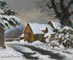 Neige à Clécy