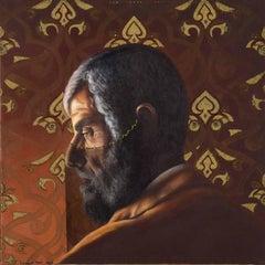 Portrait of the Artist's Father Under a Veil