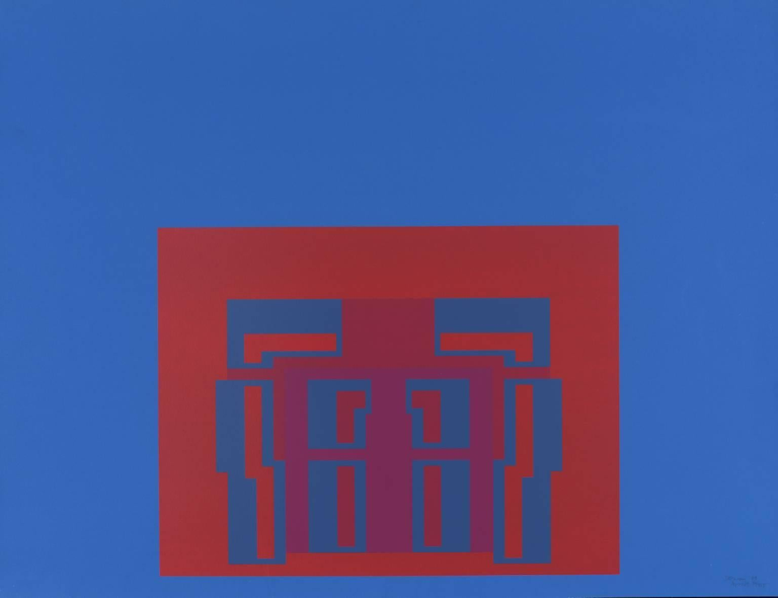 The Paramount Suite (blue)