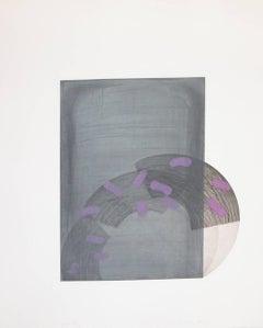 Drawing Boards I (grey / purple)