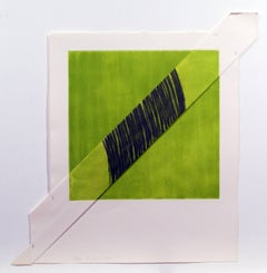 GREEN (folded green square with 'wings')