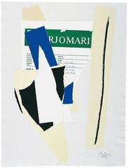 Lithograph Abstract Prints