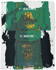 Robert Motherwell - St. Michael III