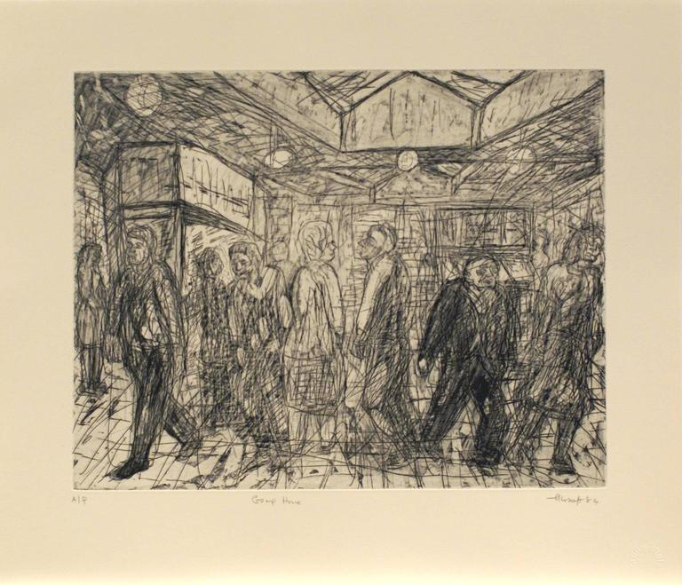 Leon Kossoff - Going Home 1