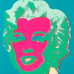 Marilyn Monroe 30 by Andy Warhol