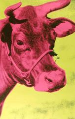 Cow 11 by Andy Warhol