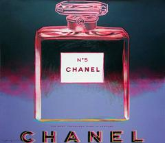 Chanel 354 by Andy Warhol