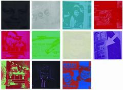 Andy Warhol - Flash, Complete Portfolio by Andy Warhol